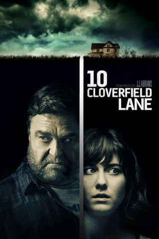 10 CLOVERFIELD LANE HDX UV ULTRAVIOLET DIGITAL MOVIE CODE