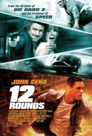 12 ROUNDS EXTREME CUT XML DIGITAL COPY MOVIE CODE ONLY - USA CANADA