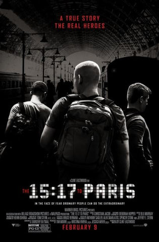 15:17 to PARIS (THE) HD MOVIES ANYWHERE DIGITAL COPY MOVIE CODE