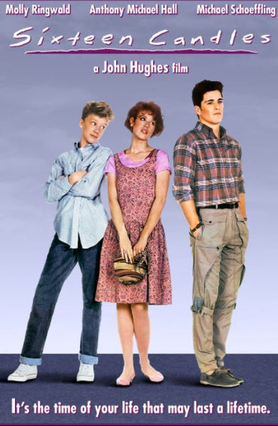 SIXTEEN CANDLES HD iTunes DIGITAL COPY MOVIE CODE
