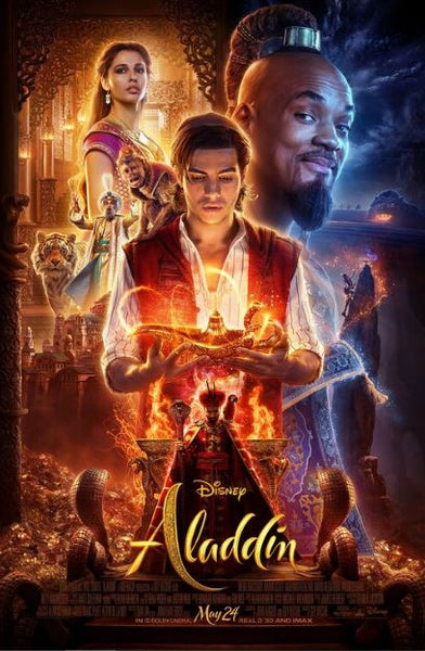 ALADDIN (2019) DISNEY HD iTunes DIGITAL COPY MOVIE CODE w 150 DMR POINTS (READ DESCRIPTION FOR REDEMPTION SITE/STEP/INFO) USA CANADA