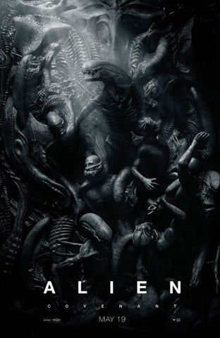 ALIEN 6 COVENANT HDX UV, UHD 4K iTunes, HD GOOGLE DIGITAL COPY MOVIE CODE