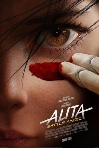 ALITA BATTLE ANGEL 4K UHD 4K GOOGLE PLAY DIGITAL COPY MOVIE CODE (READ DESCRIPTION FOR REDEMPTION SITE/INFO) CANADA