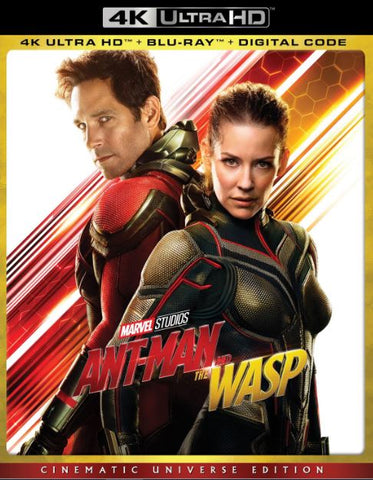 ANT MAN AND THE WASP HD DC DISNEY DIGITAL MOVIE CODE