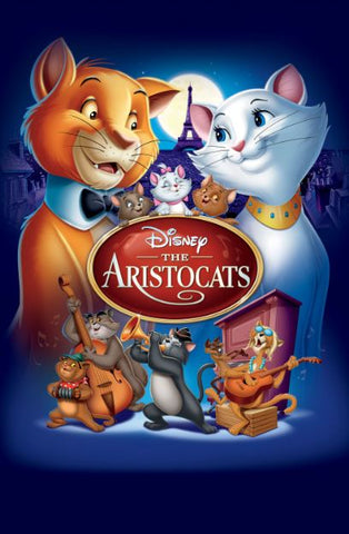 THE ARISTOCATS DISNEY HD GOOGLE PLAY CODE