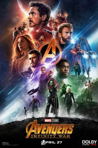 AVENGERS 3 INFINITY WAR MARVEL DISNEY HD GOOGLE PLAY CODE