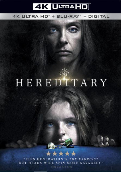 HEREDITARY 4K UHD 4K iTunes DIGITAL COPY MOVIE CODE