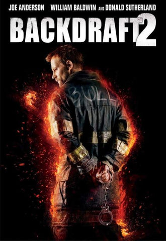 BACKDRAFT 2 HD GOOGLE PLAY DIGITAL COPY MOVIE CODE