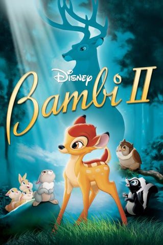 BAMBI 2 DISNEY HD GOOGLE PLAY CODE