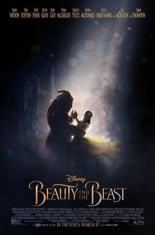 BEAUTY AND THE BEAST (LIVE) DISNEY HD GOOGLE PLAY CODE
