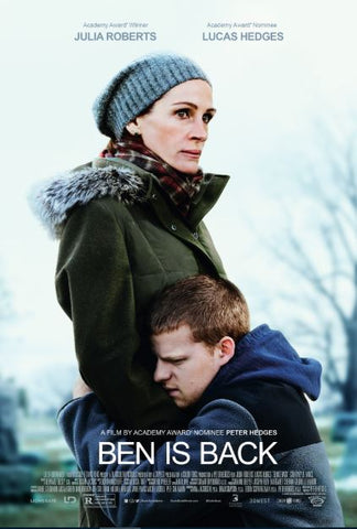 BEN IS BACK HD iTunes DIGITAL COPY MOVIE CODE