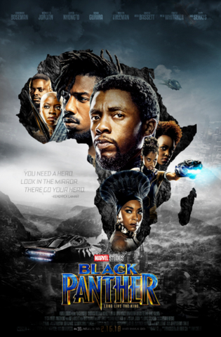 BLACK PANTHER MARVEL DISNEY HD iTunes DIGITAL COPY MOVIE CODE (READ DESCRIPTION FOR REDEMPTION SITE/STEP/INFO) USA CANADA
