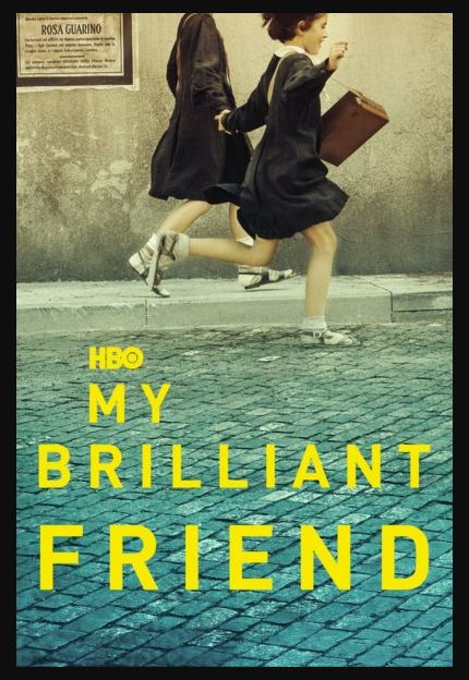 MY BRILLIANT FRIEND HBO SEASON 1 HDX VUDU DIGITAL COPY MOVIE CODE ONLY  (READ DESCRIPTION FOR REDEMPTION SITE) USA