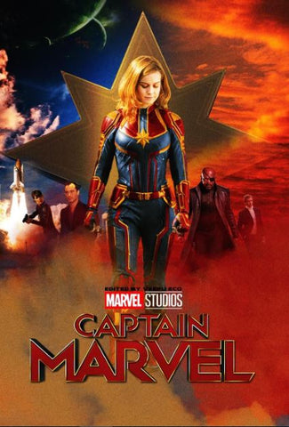 CAPTAIN MARVEL MARVEL DISNEY HD iTunes DIGITAL COPY MOVIE CODE w 150 DMR POINTS (READ DESCRIPTION FOR REDEMPTION SITE/STEP/INFO) USA CANADA