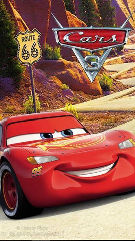 CARS 3 DISNEY HD GOOGLE PLAY DIGITAL COPY MOVIE CODE (DIRECT INTO GOOGLE PLAY) CANADA