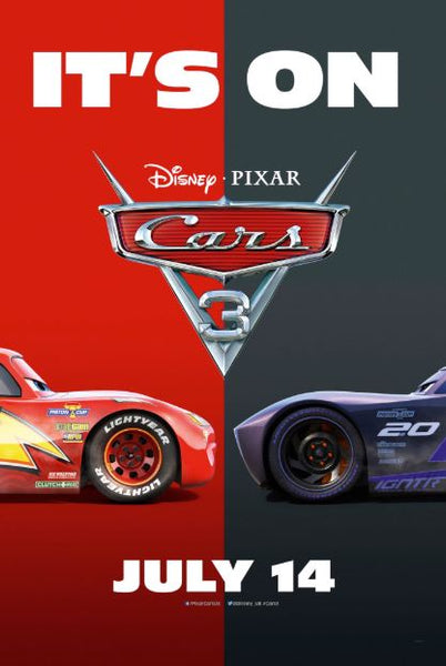 CARS 3 DISNEY HD iTunes DIGITAL COPY MOVIE CODE w 150 DMR POINTS (READ DESCRIPTION FOR REDEMPTION SITE/STEP/INFO) USA CANADA