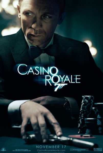CASINO ROYALE JAMES BOND 007 DANIEL CRAIG HD GOOGLE PLAY DIGITAL COPY MOVIE CODE (DIRECT INTO GOOGLE PLAY) CANADA