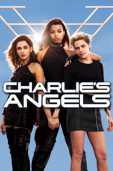 CHARLIE'S ANGELS HD GOOGLE PLAY DIGITAL COPY MOVIE CODE (DIRECT INTO GOOGLE PLAY) CANADA