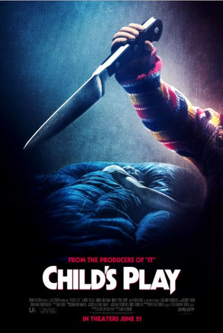 CHILD'S PLAY (2019) HD iTunes DIGITAL COPY MOVIE CODE - MUST HAVE A VALID CANADIAN iTunes ACCOUNT TO REDEEM