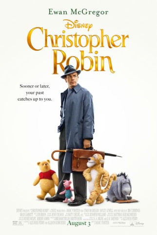 CHRISTOPHER ROBIN DISNEY HD GOOGLE PLAY CODE
