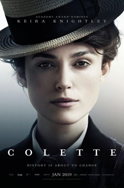 COLETTE HD iTunes DIGITAL COPY MOVIE CODE
