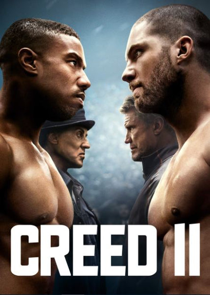 CREED 2 HD GOOGLE PLAY DIGITAL COPY MOVIE CODE (DIRECT INTO GOOGLE PLAY) CANADA