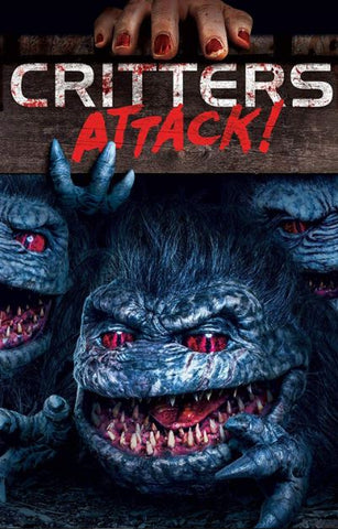 CRITTERS ATTACK HD GOOGLE PLAY DIGITAL COPY MOVIE CODE
