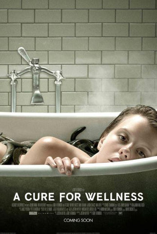 A CURE FOR WELLNESS HDX VUDU, HD iTunes, HD GOOGLE DIGITAL COPY MOVIE CODE (CANADIAN CLIENTS READ DESCRIPTION FOR REDEMPTION SITE/STEP/INFO) USA