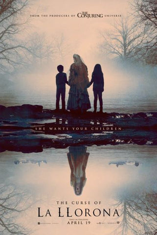 CURSE OF LA LLORONA (THE) HDX (USA) MOVIES ANYWHERE / (CANADA) GOOGLE PLAY DIGITAL MOVIE CODE (READ DESCRIPTION FOR REDEMPTION SITE)