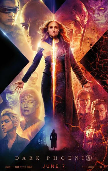DARK PHOENIX X-MEN DARK PHOENIX HD GOOGLE PLAY DIGITAL COPY MOVIE CODE (DIRECT INTO GOOGLE PLAY) CANADA