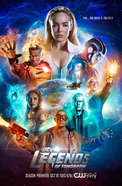 DC'S LEGENDS OF TOMORROW SEASON 3 HDX UV ULTRAVIOLET DIGITAL MOVIE CODE
