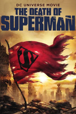 DEATH OF SUPERMAN (THE) HD MOVIES ANYWHERE DIGITAL COPY MOVIE CODE (READ DESCRIPTION FOR REDEMPTION SITE) USA
