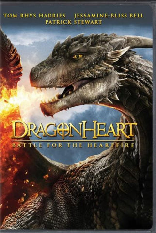 DRAGONHEART BATTLE FOR THE HEARTFIRE HD iTunes DIGITAL COPY MOVIE CODE ONLY - USA CANADA