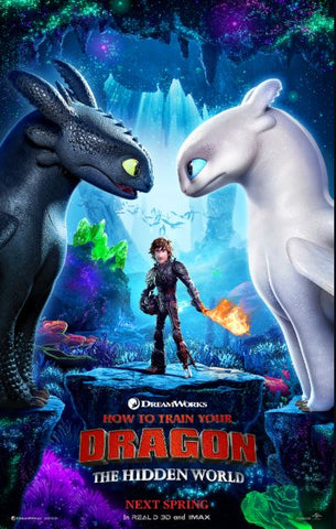 A - HOW TO TRAIN YOUR DRAGON 3 THE HIDDEN WORLD HD GOOGLE PLAY DIGITAL COPY MOVIE CODE (READ DESCRIPTION FOR REDEMPTION SITE) CANADA
