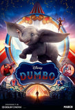 DUMBO (2019) DISNEY HD iTunes DIGITAL COPY MOVIE CODE (READ DESCRIPTION FOR REDEMPTION SITE/STEP/INFO) USA CANADA