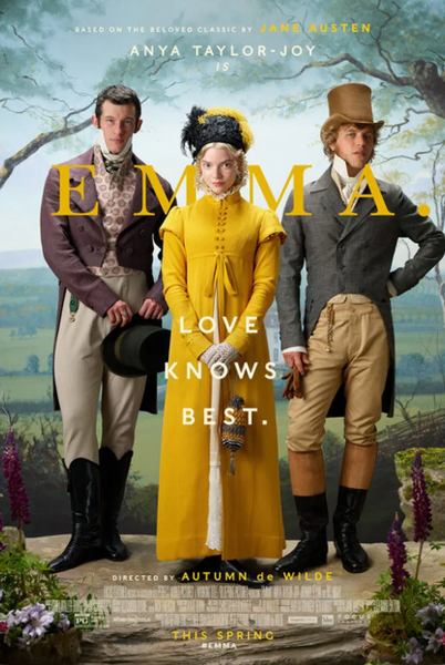 EMMA HD GOOGLE PLAY DIGITAL COPY MOVIE CODE (DIRECT INTO GOOGLE PLAY) CANADA