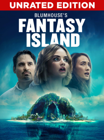 FANTASY ISLAND UNRATED BLUMHOUSE'S HD GOOGLE PLAY DIGITAL COPY MOVIE CODE (DIRECT INTO GOOGLE PLAY) CANADA