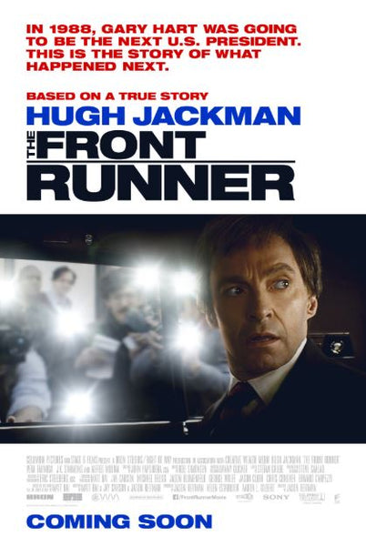 FRONT RUNNER (THE) HD GOOGLE PLAY DIGITAL COPY MOVIE CODE (READ DESCRIPTION FOR REDEMPTION SITE/INFO) CANADA