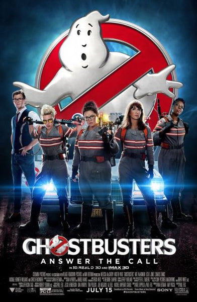 GHOSTBUSTERS ANSWER THE CALL HDX MOVIES ANYWHERE DIGITAL MOVIE CODE (READ DESCRIPTION FOR REDEMPTION SITE) USA