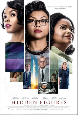 HIDDEN FIGURES HDX VUDU, 4K UHD 4K iTunes, HD GOOGLE PLAY (USA) / 4K UHD iTunes (CANADA) DIGITAL COPY MOVIE CODE (CANADIAN CLIENTS READ DESCRIPTION FOR REDEMPTION SITE/STEP INFO)