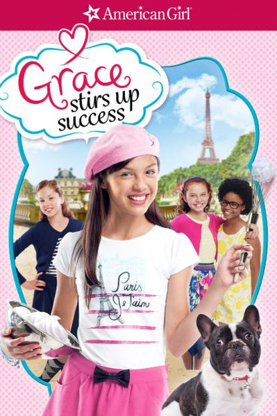 GRACE STIRS UP SUCCESS AMERICAN GIRL HD iTunes DIGITAL COPY MOVIE CODE