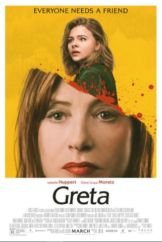 GRETA HD GOOGLE PLAY DIGITAL COPY MOVIE CODE