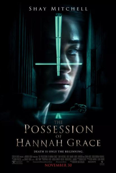 THE POSSESSION OF HANNAH GRACE HD GOOGLE PLAY DIGITAL COPY MOVIE CODE