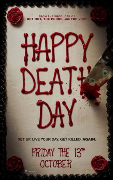 HAPPY DEATH DAY HDX MOVIES ANYWHERE DIGITAL MOVIE CODE (READ DESCRIPTION FOR REDEMPTION SITE) USA