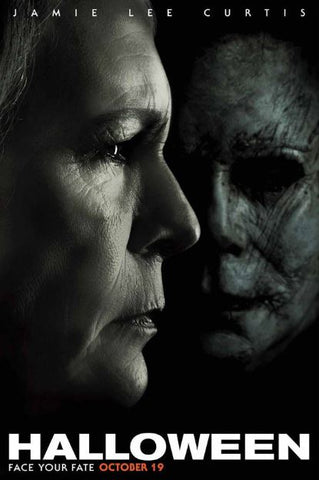 HALLOWEEN (2018) HD GOOGLE PLAY DIGITAL COPY MOVIE CODE