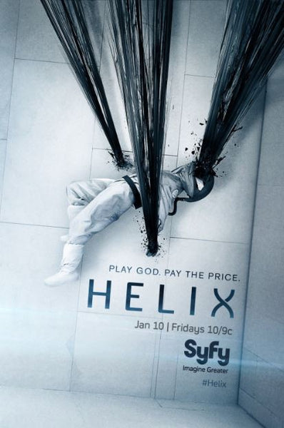 HELIX SEASON 1 HDX UV ULTRAVIOLET DIGITAL MOVIE CODE