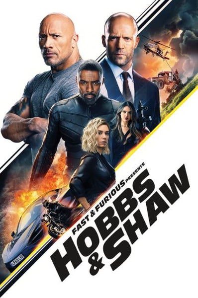 HOBBS & SHAW FAST AND FURIOUS PRESENTS HD GOOGLE PLAY DIGITAL COPY MOVIE CODE (DIRECT INTO GOOGLE PLAY) CANADA