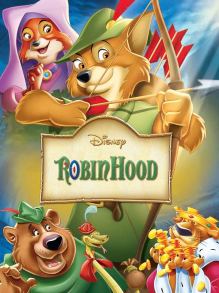 ROBIN HOOD DISNEY HD MA or HD DC DIGITAL COPY MOVIE CODE w 150 DMR (READ DESCRIPTION) USA CANADA