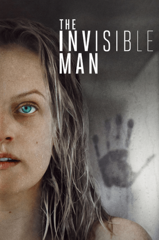 INVISIBLE MAN (THE) (2020) HD GOOGLE PLAY DIGITAL COPY MOVIE CODE (DIRECT INTO GOOGLE PLAY) CANADA