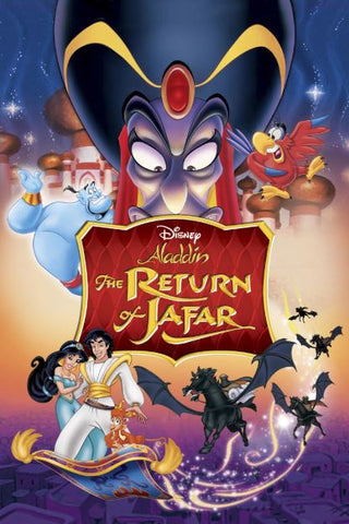 ALADDIN THE RETURN OF JAFAR DISNEY HD GOOGLE PLAY CODE